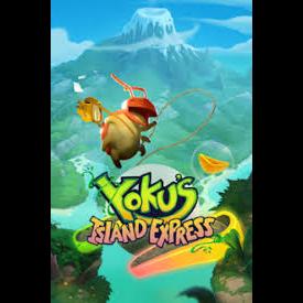 Yoku's Island Express Steam Key GLOBAL