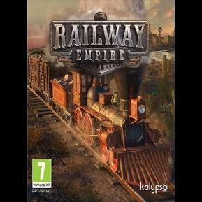 Railway Empire Steam Key PC GLOBAL