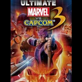 ULTIMATE MARVEL VS. CAPCOM 3 Steam Key GLOBAL