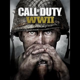 Call of Duty®: WWII Steam Key GLOBAL