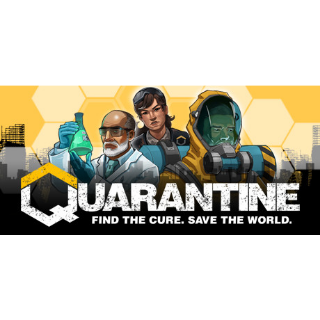 QUARANTINE STEAM KEY GLOBAL