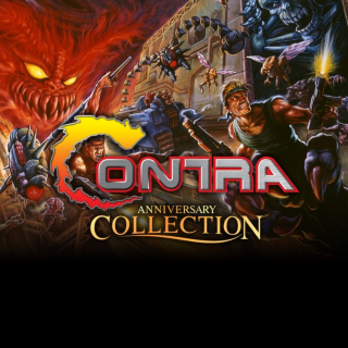 Contra Anniversary Collection Steam Key GLOBAL