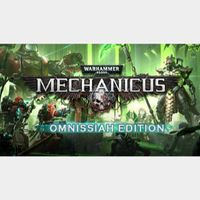 Warhammer 40,000: Mechanicus - Omnissiah Edition Steam CD Key