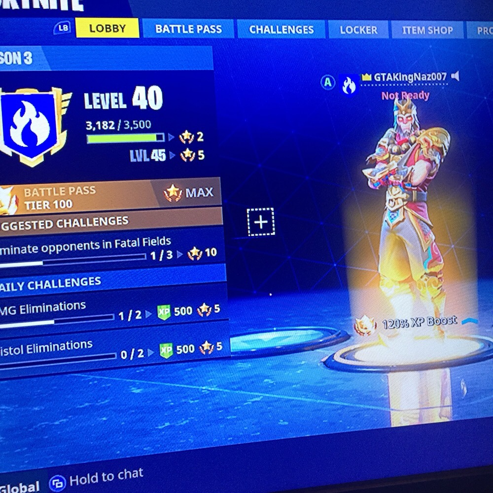 RESERVED Fortnite Br and gta 5 Read description - Other