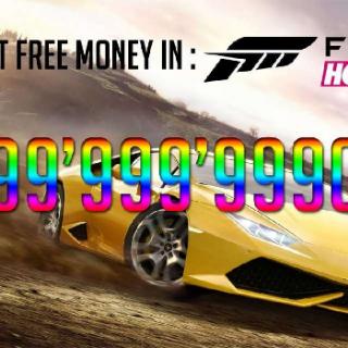 Forza horizon 4 Modded account