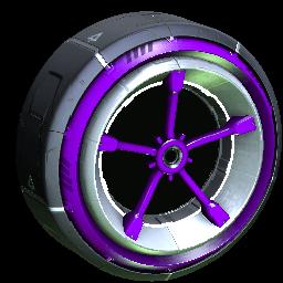Finny | Purple