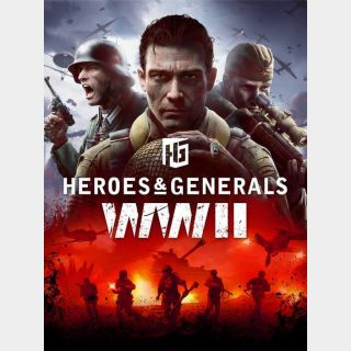 Heroes & Generals WWII (starter pack)