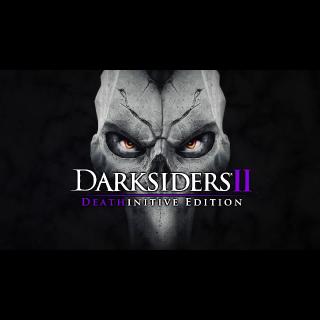 Darksiders II: Deathinitive Edition [STEAM]