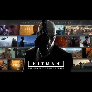 HITMAN™: THE COMPLETE FIRST SEASON [STEAM]