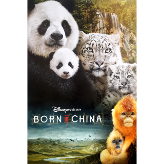 Born in China | HDX - Movies Anywhere