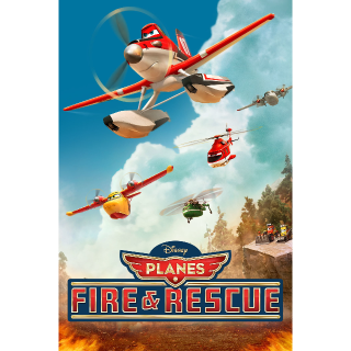 Planes: Fire & Rescue | HDX - Movies Anywhere