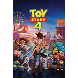 Toy Story 4 | 4k - Movies Anywhere