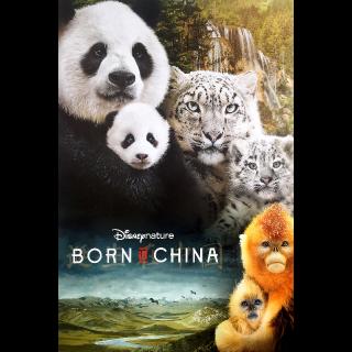 Born in China / HD / Google Play