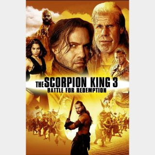The Scorpion King 3: Battle for Redemption | HD - iTunes