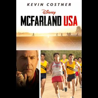 McFarland, USA / HDX / Movies Anywhere
