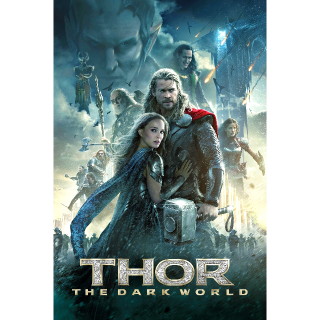 Thor: The Dark World / 4k / Movies Anywhere