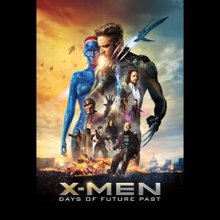 X-Men: Days of Future Past / HD