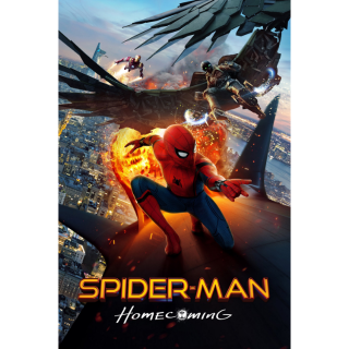 Spider-Man: Homecoming / 4K / MA
