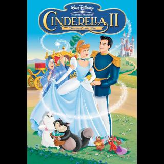 Cinderella II: Dreams Come True | HDX - Movies Anywhere