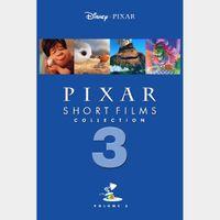 Pixar Short Films Collection: Volume 3   HD - Google Play