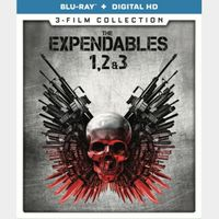The Expendables 1-3 Collection | HD - Vudu
