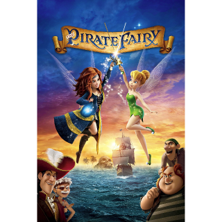 Tinker Bell and the Pirate Fairy / HDX / Movies Anywhere