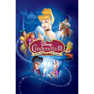 Cinderella III: A Twist in Time | HDX - Movies Anywhere