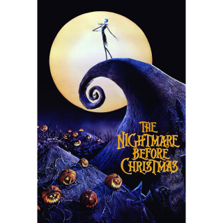 The Nightmare Before Christmas   HD - Movies Anywhere
