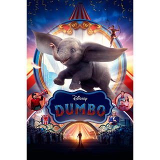 Dumbo / HD / MA + points