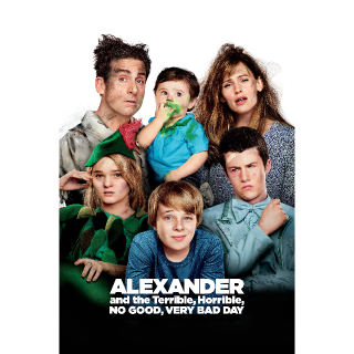 Alexander and the Terrible, Horrible, No Good, Very Bad Day / HD / Google Play