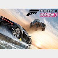 Forza Horizon 3 Xbox live CD Key GLOBAL FREE