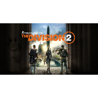 The Division 2 PC(Uplay code)- Instant delivery