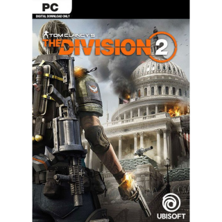 The Division 2 PC- Instatnt delivery