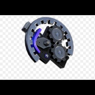 Sleek Mechanical Parts | 7 000x