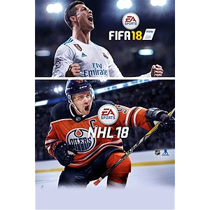EA SPORTS™ FIFA 18 & NHL® 18 Bundle Xbox One redeem code