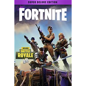 fortnite super deluxe founder s pack xbox one redeem code - fortnite free xbox code