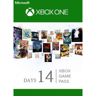 Xbox Live Game Pass 14 Day Trial Xbox Live Gold Gift