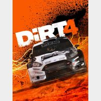 DiRT 4 With 2 Free DLCs ✔️[instant Delivery]✔️