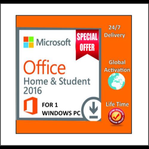 license code microsoft office 2016