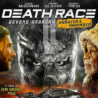 Death Race: Beyond Anarchy (Unrated & Unhinged) | Digital HD | Vudu | MA