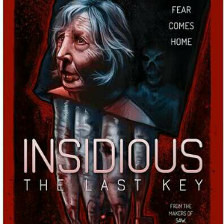 Insidious: The Last Key | Digital HD | Vudu | MA