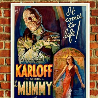 The Mummy (1932) | Digital HD | Vudu | MA