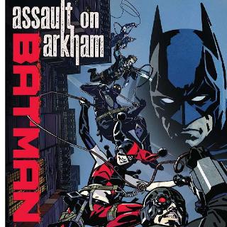 Batman: Assault on Arkham | Digital HD | Vudu | MA
