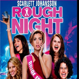Rough Night | Digital HD | Vudu | MA
