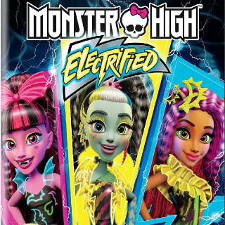 Monster High: Electrified | Digital HD | Vudu | MA