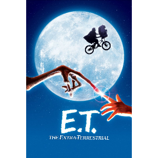 E.T. the Extra-Terrestrial | Digital HD | Vudu | MA