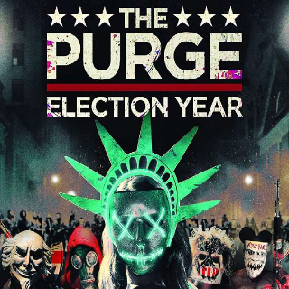 The Purge: Election Year | Digital HD | Vudu | MA