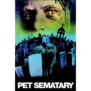 Pet Sematary | Digital HD | Vudu