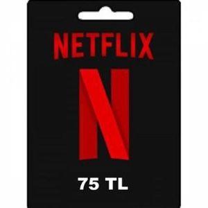 5 *75 Netflix Turkish Lira   (Turkey) Instant Delivery