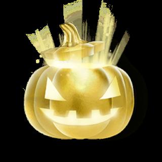 Golden Pumpkin 2019   17x